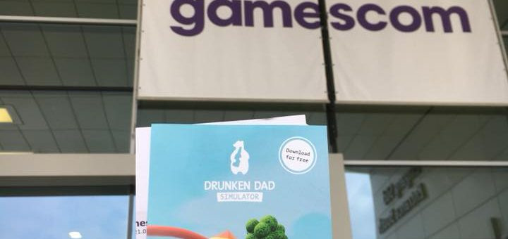 Two months have passed since the release of Drunken Dad Simulator